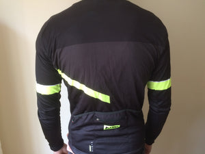 JERSEY : Northwave Blade L/S Cycling Jersey - Long sleeves [L]