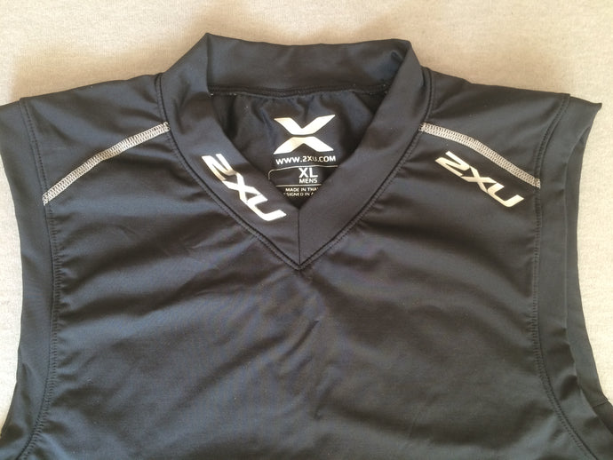 COMPRESSION TOP : 2XU Men's Perform Sleeveless Top