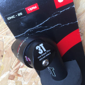 SEAT POST : 3T Ionic 25 Team Carbon Seat Post