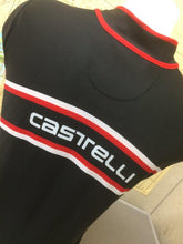 Load image into Gallery viewer, SPEED SUIT : Castelli Cross Sanremo Speed/Skin Suit with Red Trim
