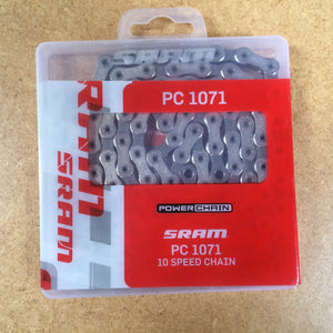 CHAIN : Sram 10speed [114 Links] Chain with Power link Connector