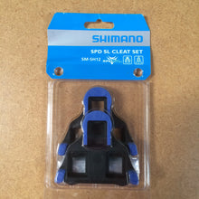 Load image into Gallery viewer, CLEATS : Shimano SPD Cleat Set