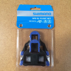CLEATS : Shimano SPD Cleat Set