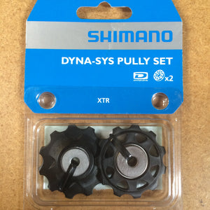 JOCKEY SET : Shimano M980 Tension Pulley Set