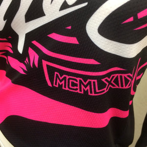 JERSEY : JT Racing Youth's Flex Victory MX Jersey [M] *57