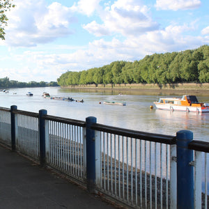 Charity Reservation for CHARITY Places : 4 places Thames Head Challenge 2021 : Stage 1 Registration