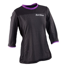 Load image into Gallery viewer, JERSEY : Race Face Women's Khyber MTB 3/4 Sleeve Cycling Jersey