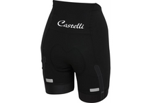 Load image into Gallery viewer, SHORTS-CYCLING : Castelli Women's Velocissima AW19 Cycling Shorts [S] *57