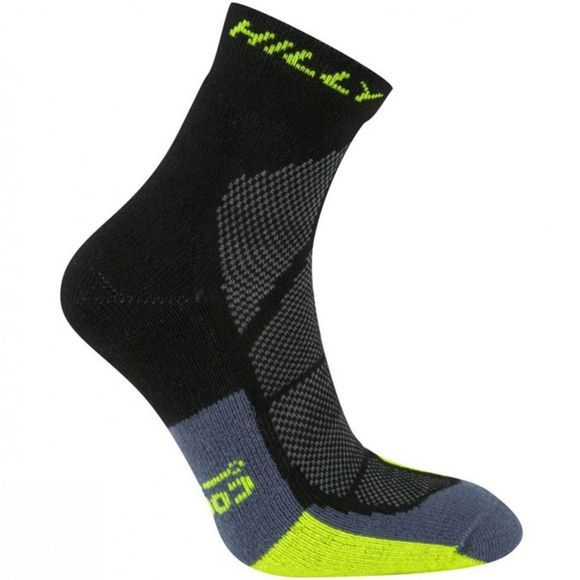 SOCKS : Hilly Cushion Anklet Running Socks [L]