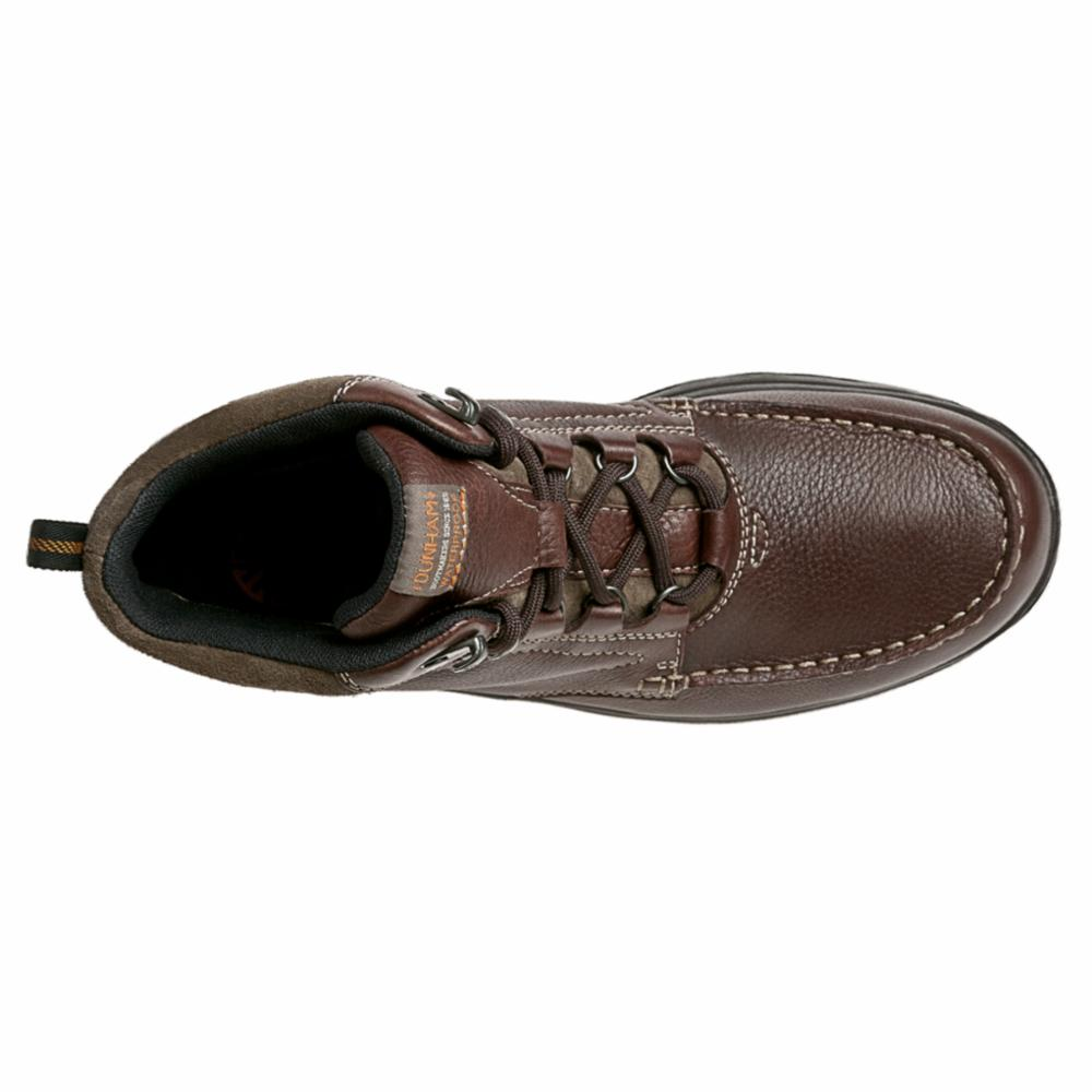 Dunham 8000 EXETER CHUKKA DARK BROWN