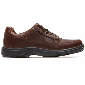Dunham 8000 MIDLAND LACE UP BROWN