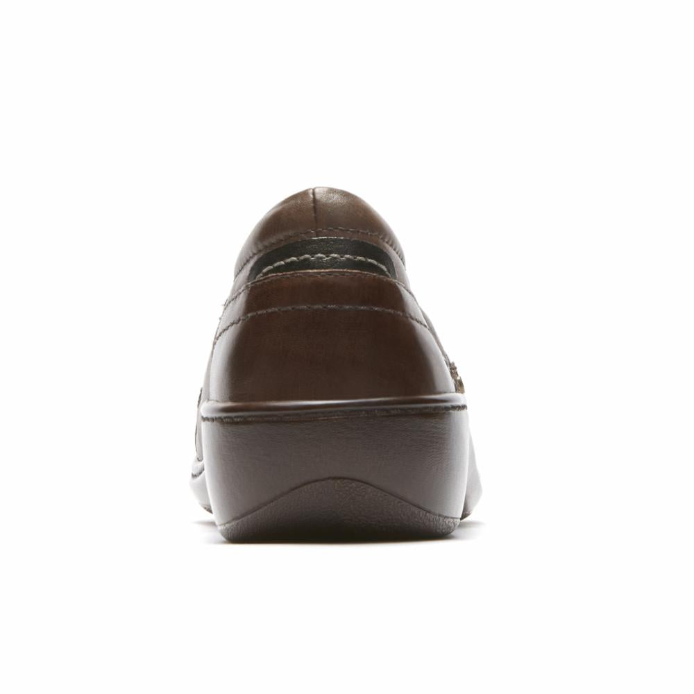 Aravon DUXBURY DANIELLE DARK BROWN