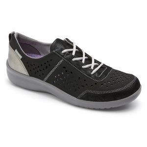 Rockport Women EMALYN TIE BLACK