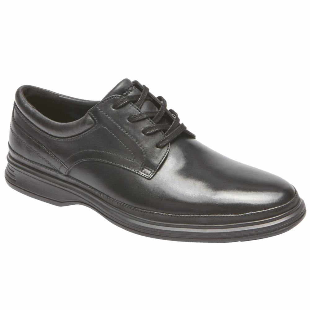 Rockport Men DRESSPORTS 2 LITE PLAIN TOE BLACK