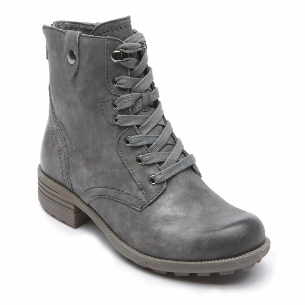 Cobb Hill BRUNSWICK BECKY DARK GREY/NUBUCK