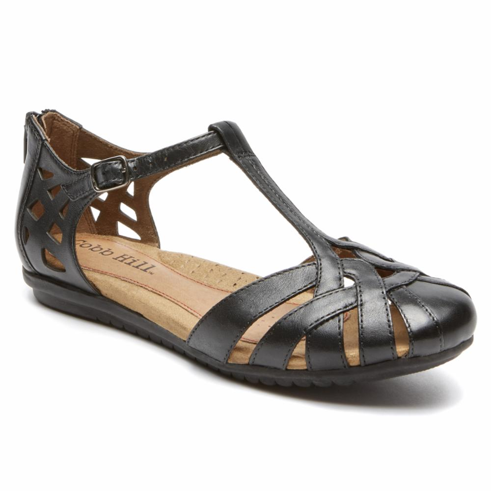 Rockport Women INGLEWOOD IRELAND-CH BLACK