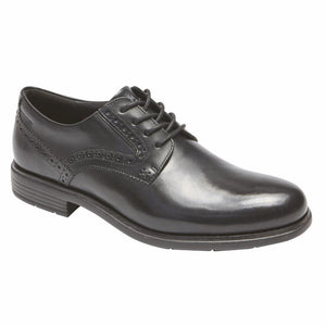 Rockport Men TOTAL MOTION CLASSIC DRESS PLAIN TOE BLACK