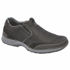Rockport Men RSL FIVE SLIP ON BLACK