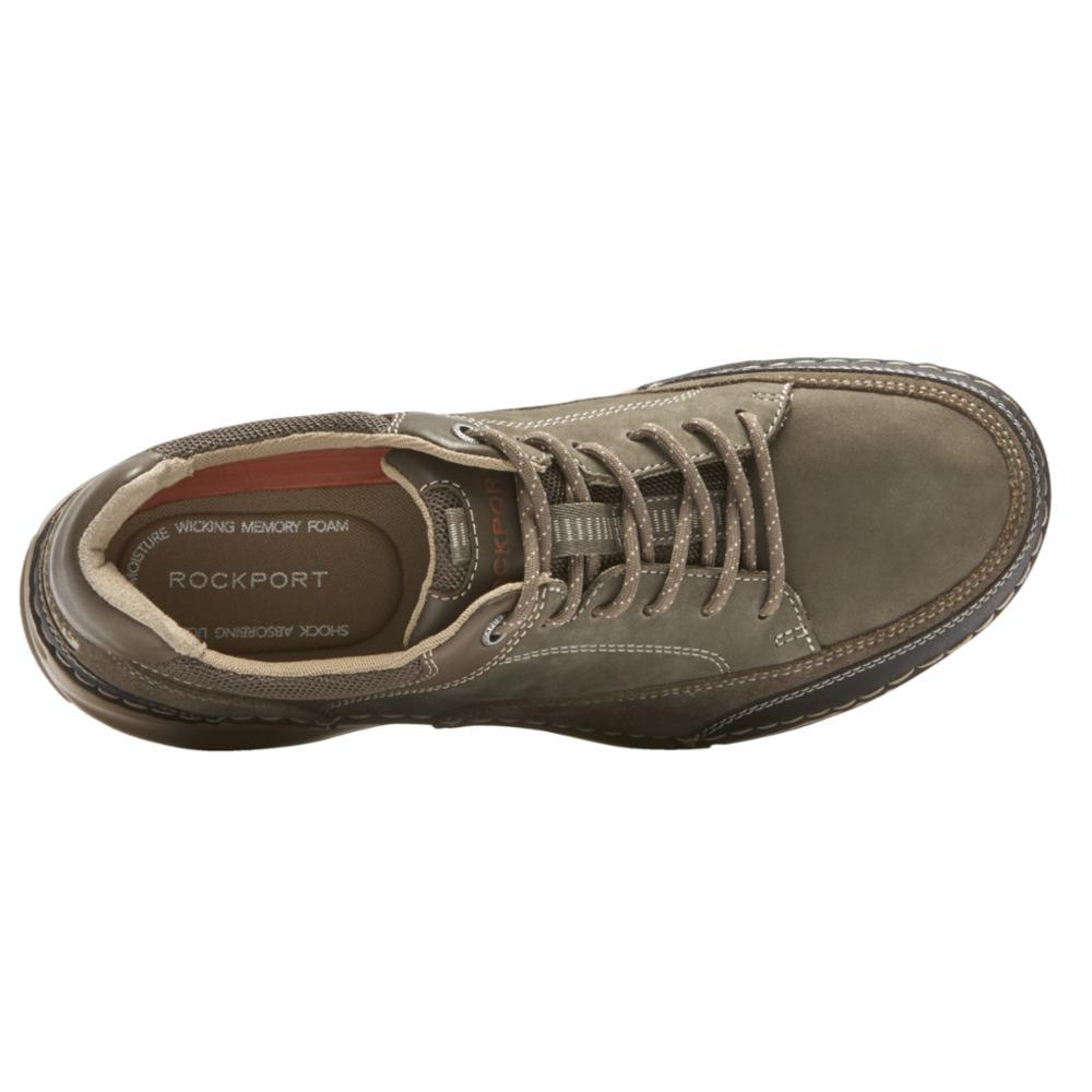 Rockport Men RSL FIVE LACE UP BREEN
