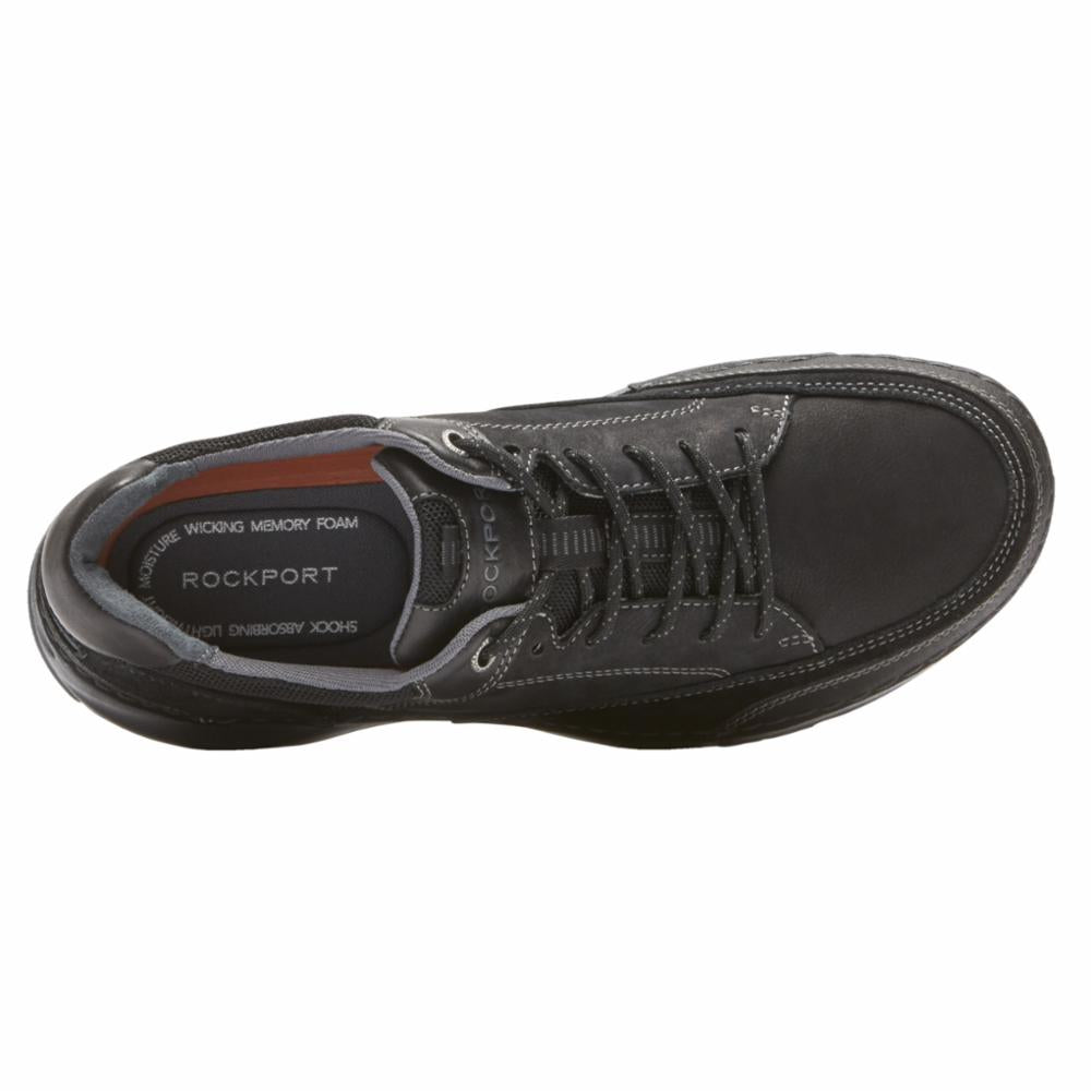 Rockport Men RSL FIVE LACE UP BLACK