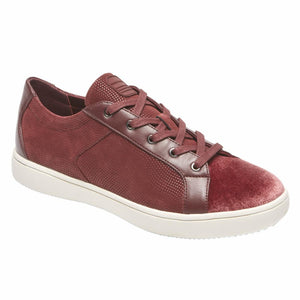 Rockport Women ARIELL LACE TO TOE MERLOT
