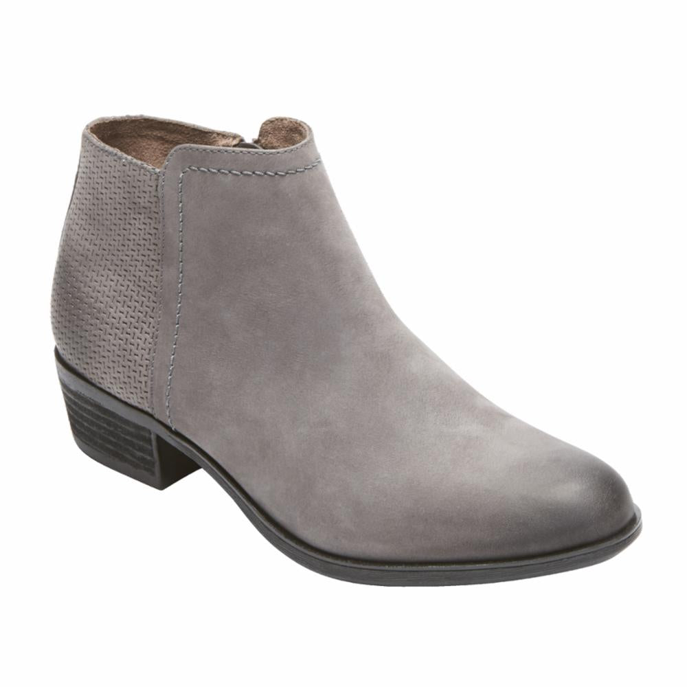 Rockport Women VANNA 2 PART DARK GREY/NUBUCK