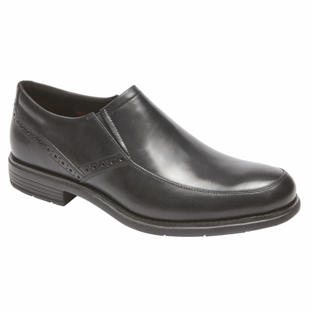 Rockport Men TOTAL MOTION CLASSIC DRESS SLIPON BLACK