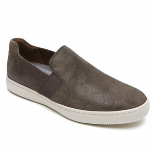 Rockport Men CL COLLE SLIP-ON GREY BROWN