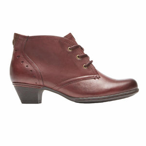 Cobb Hill ABBOTT ARIA MERLOT/LEATHER