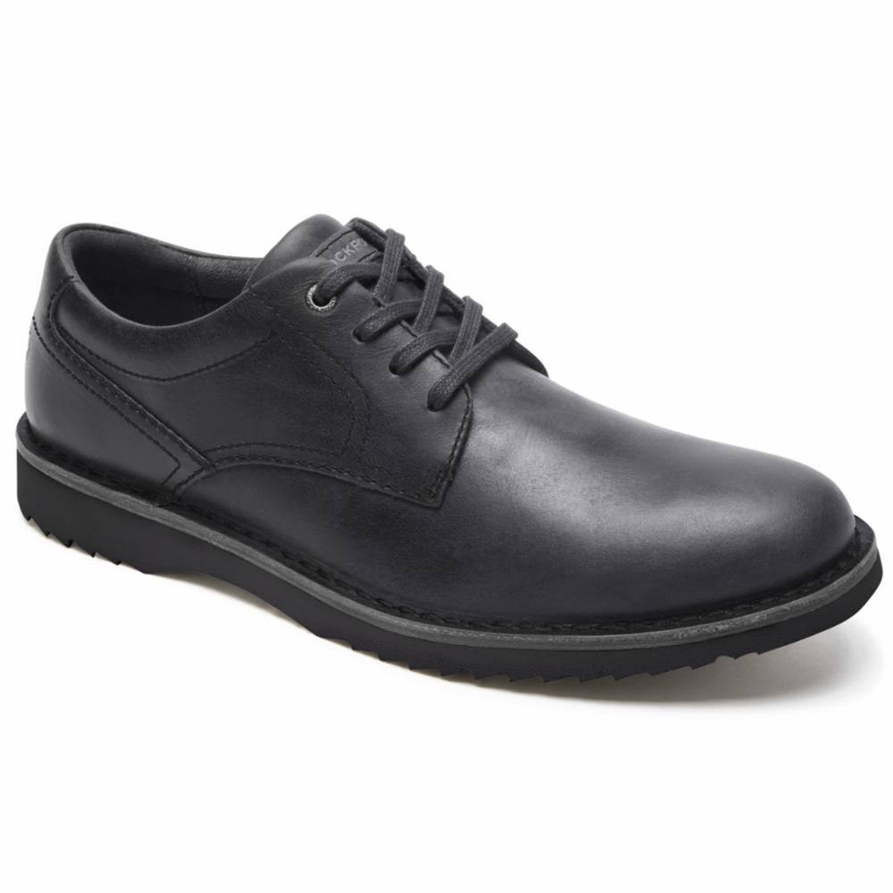 Rockport Men CABOT PLAIN TOE BLACK 2