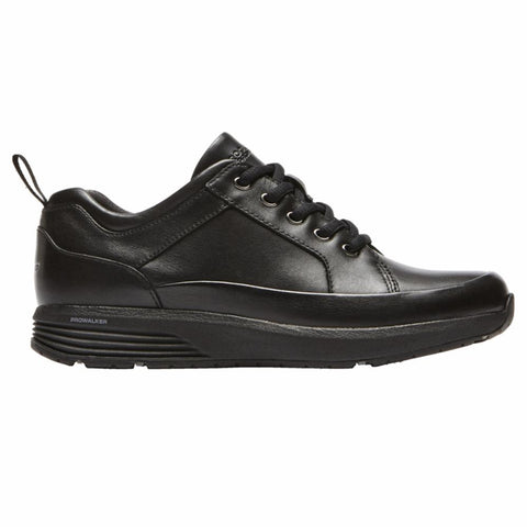 Rockport Women TRUSTRIDE WP LACE TO TOE BLACK