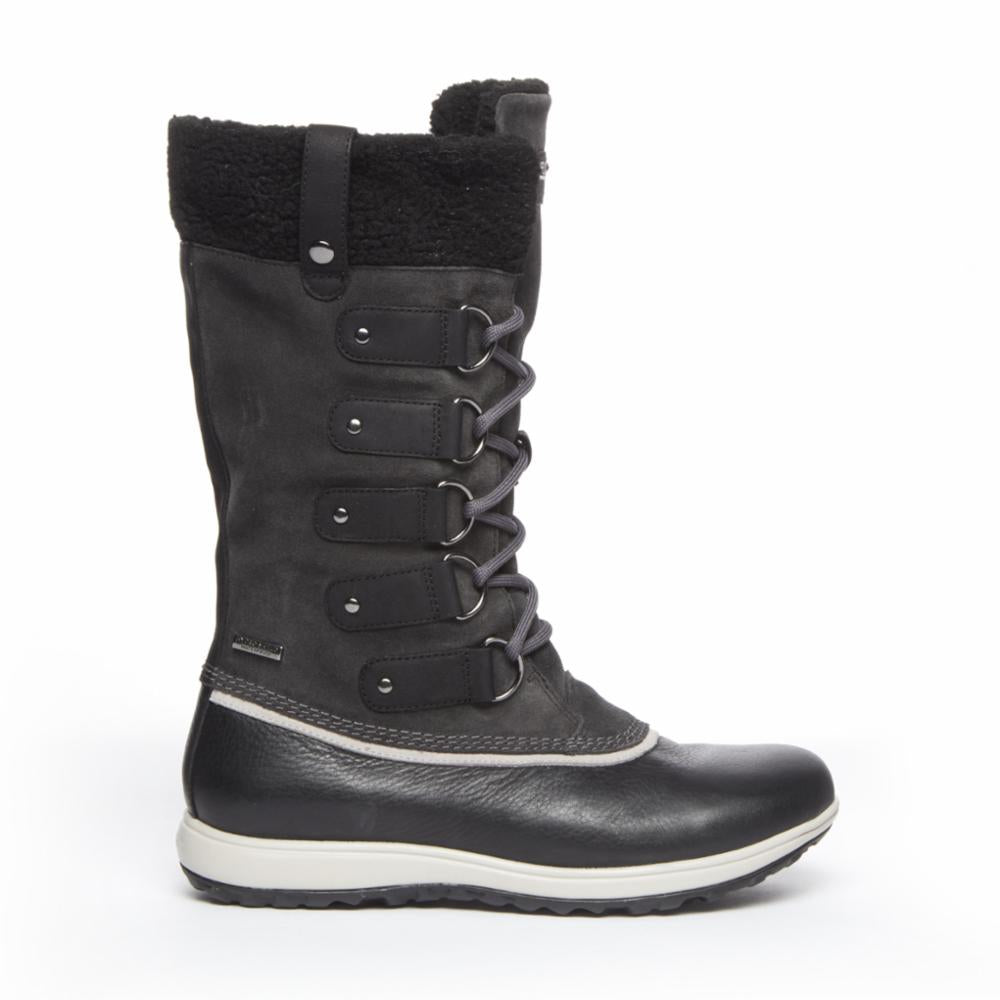 Rockport Women XCS BRITT WP HIGH BOOT BLACK