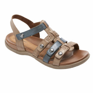 Cobb Hill RUBEY TSTRAP NEW KHAKI//MULTI