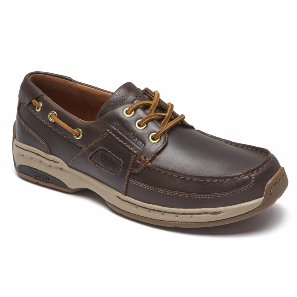 Dunham WATERFORD CAPTAIN LTD BOAT SHOE TAN