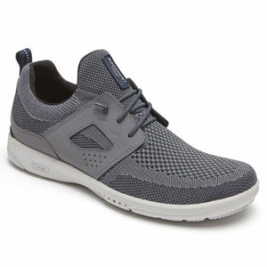 Rockport Men TRUFLEX KNIT BUNGEE NAVY