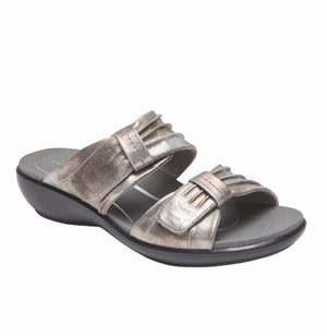 Rockport Women ROZELLE ROUCHED PEWTER