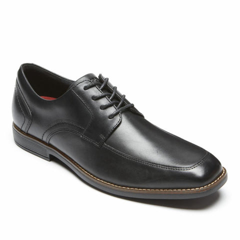 Rockport Men SLAYTER APRON TOE BLACK
