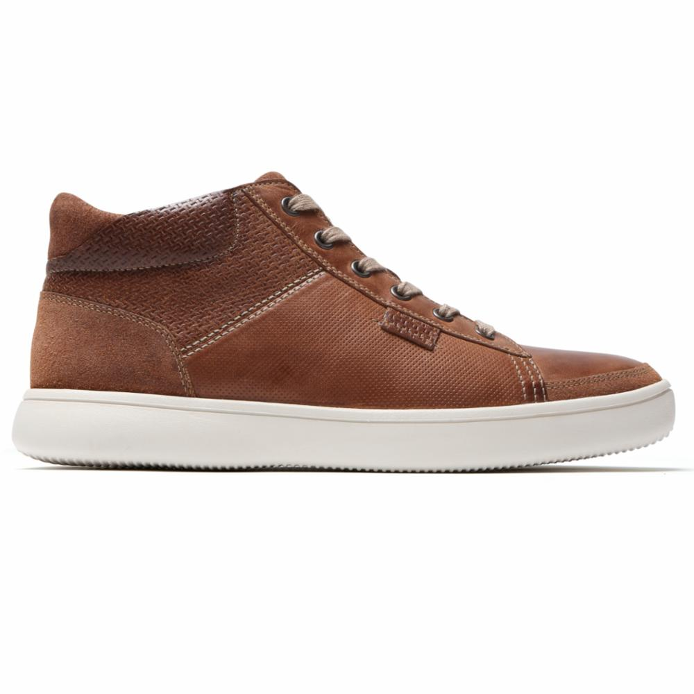 Rockport Men CL COLLE LTT BOOT TAN