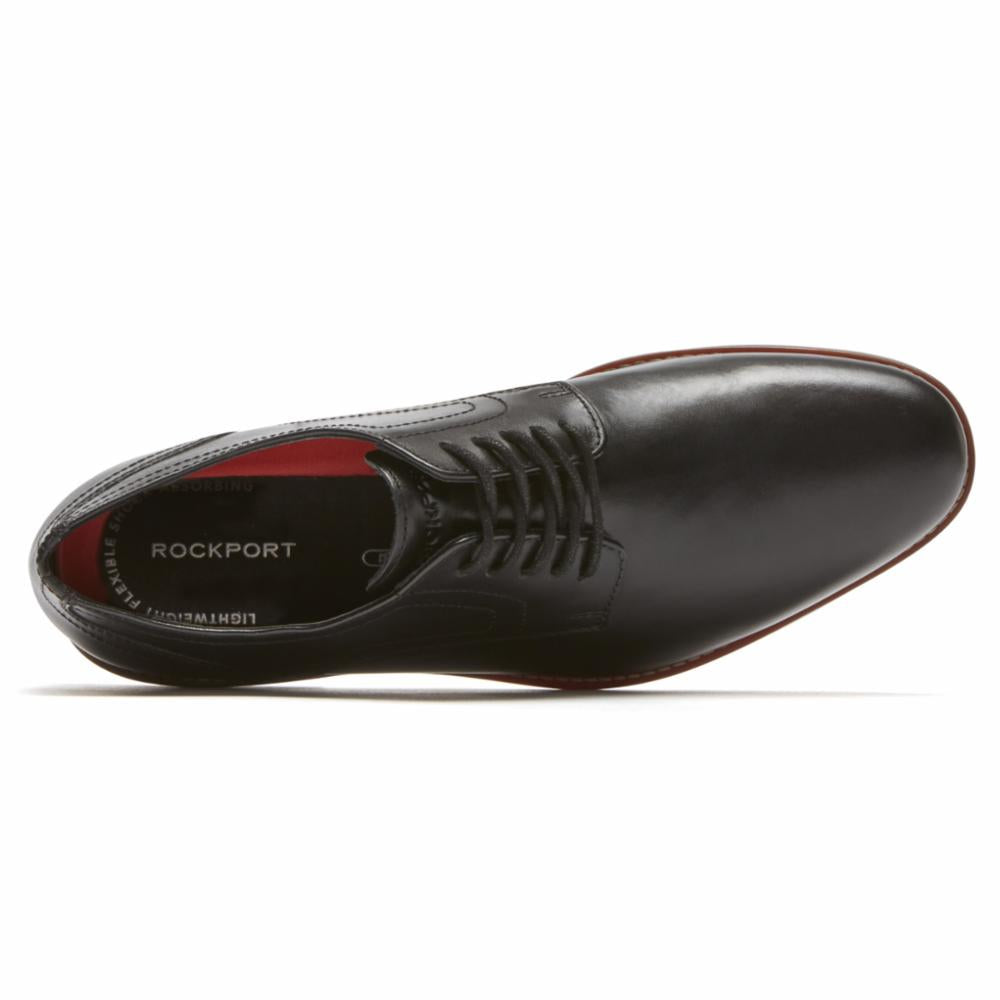 Rockport Men SYMON OXFORD BLACK
