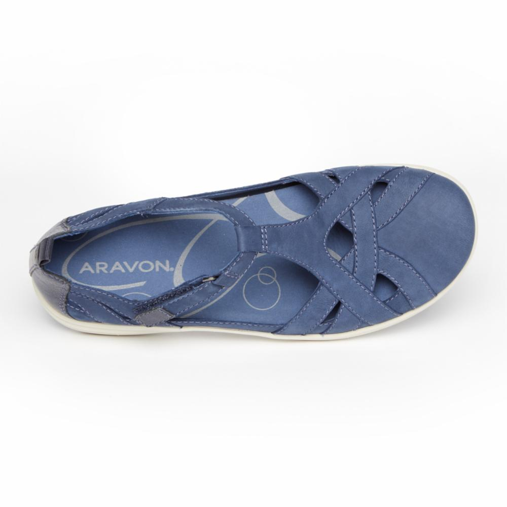 Aravon BEAUMONT FISHERMAN BLUE/MULTI
