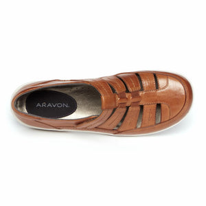 Aravon BROMLY FISHERMAN ALPACA/TAN