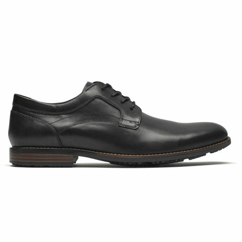 Rockport Men DUSTYN PLAIN TOE BLACK
