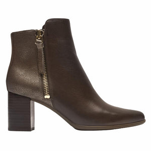 Rockport Women TOTAL MOTION LYNIX BOOTIE MINK