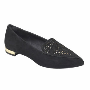 Rockport Women TOTAL MOTION ADELYN LASER LOAFER BLACK