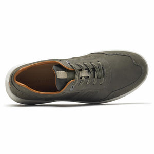 Rockport Men LETS WALK M UBAL DARK OLIVE/NUBUCK