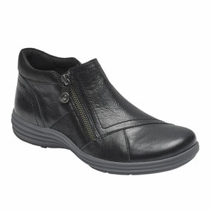 Aravon BEAUMONT PATCH BOOT BLACK/MULTI