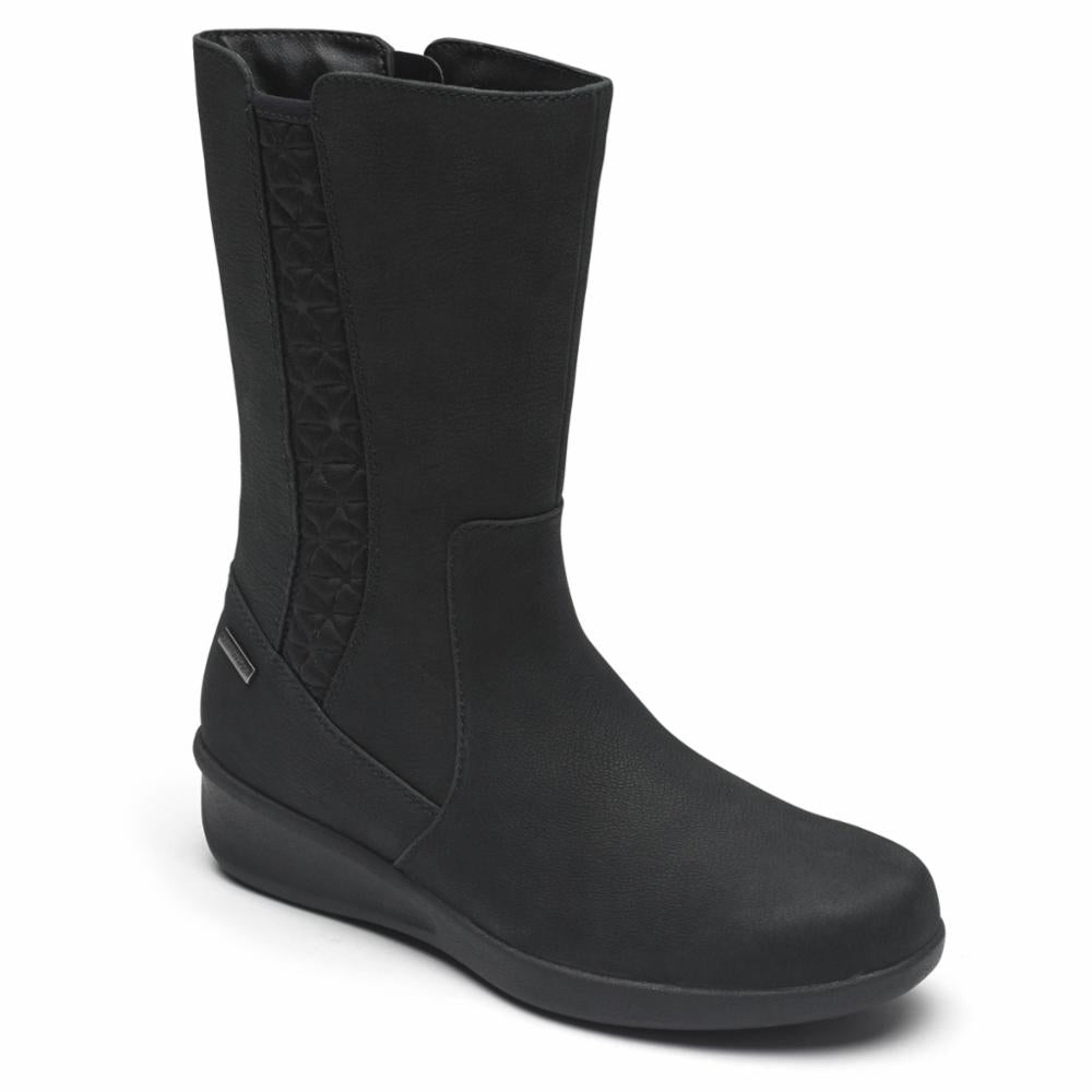 Aravon FAIRLEE MID BOOT BLACK