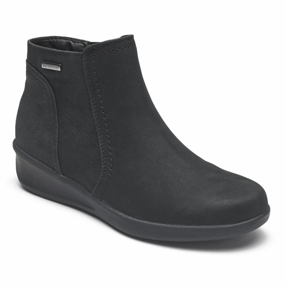 Aravon FAIRLEE ANKLE BOOT BLACK