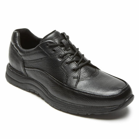 Rockport Men PATH TO CHANGE EDGE HILL II BLACK/LEATHER