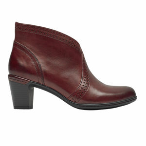 Cobb Hill RASHEL VCUT BT BORDEAUX